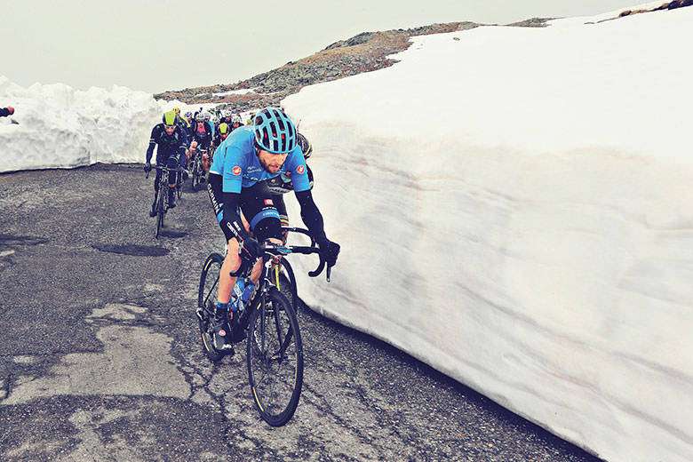 Ice Cycling