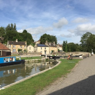 Cycling Cafe Stop Bradford on Avon